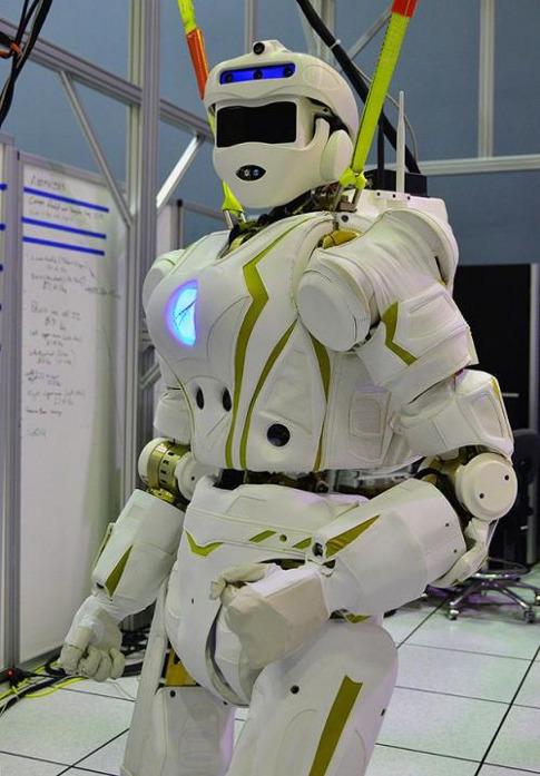 робот valkyrie