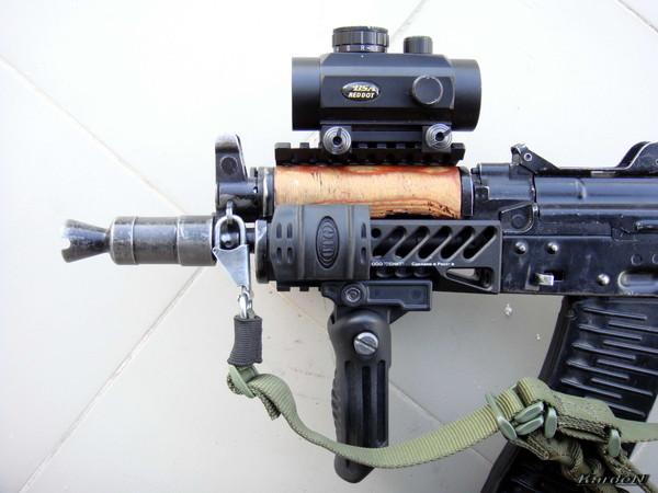 АКС-74у тюнинг