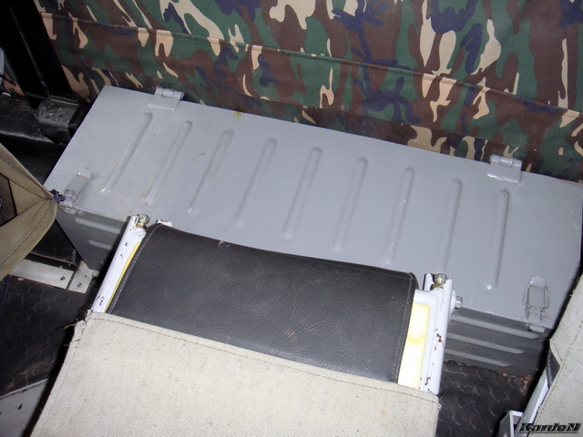 Ящик для ЗИП