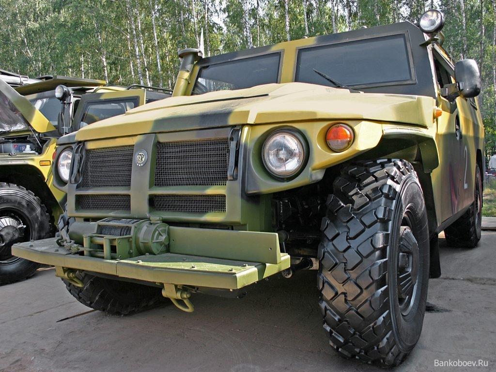 """ГАЗ-2330 """"Тигр"""""""