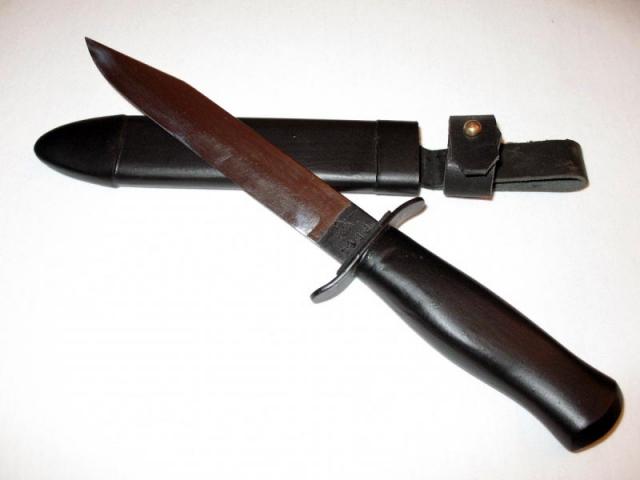 НА-40 - нож армейский образца 1940 года: