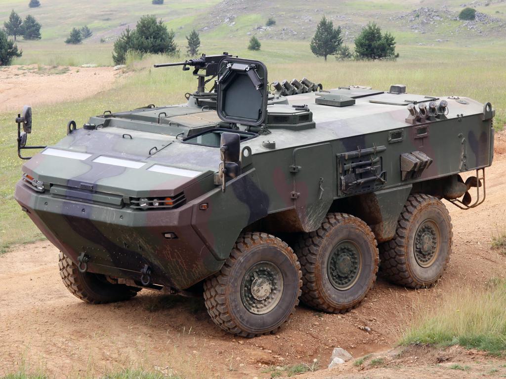 ARMA 8x8 APC