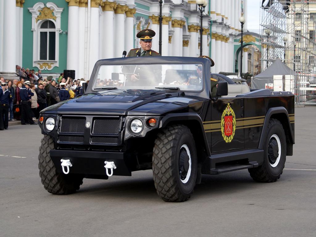 ГАЗ-СП46 парадный