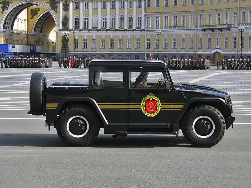 ГАЗ-СП46