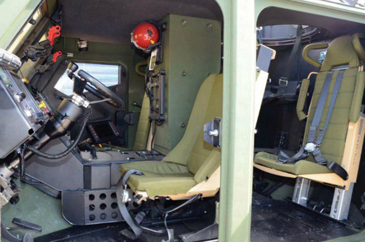 Боевая машина Армии США ULV