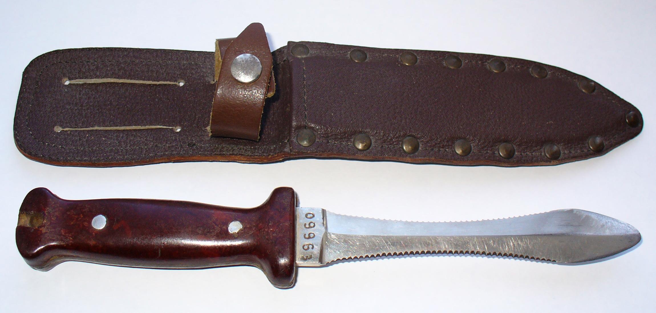 ножа-стропореза ВДВ СССР