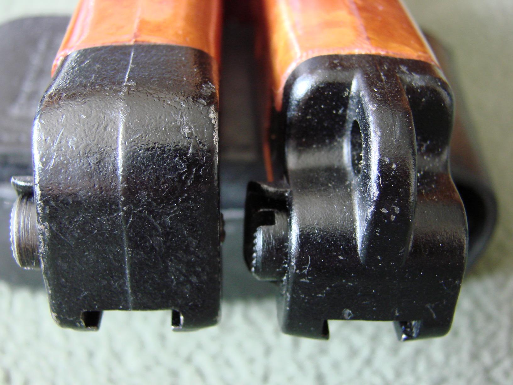 Штык-нож к АКМ и АК74 образца 1978 года модель штык-ножа 6х4