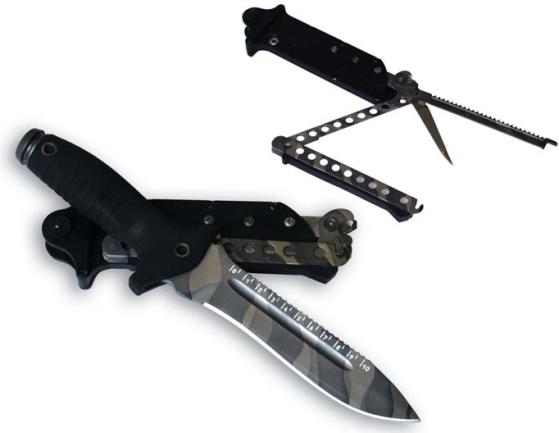 нож морской дьявол