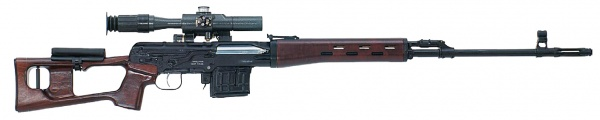 снайперская винтовка тигр