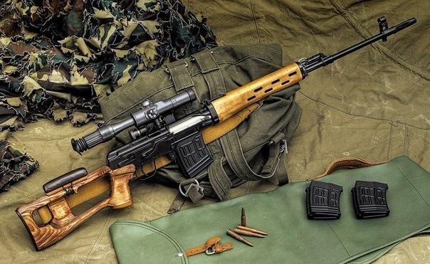 Картинки по запросу Снайперская винтовка Драгунова