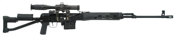 "снайперская винтовка ""Тигр"""