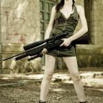 девушки с оружием-5