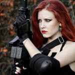 девушки с оружием-2