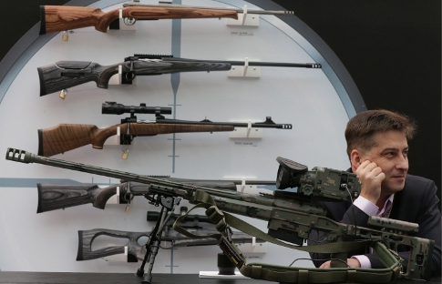 Cнайперскую винтовку ORSIS T-5000 испытают в Пакистане