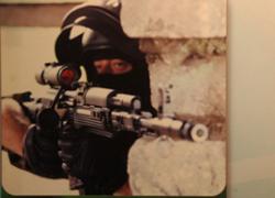 Прицел для ведения стрельбы из-за угла создан в Белоруссии