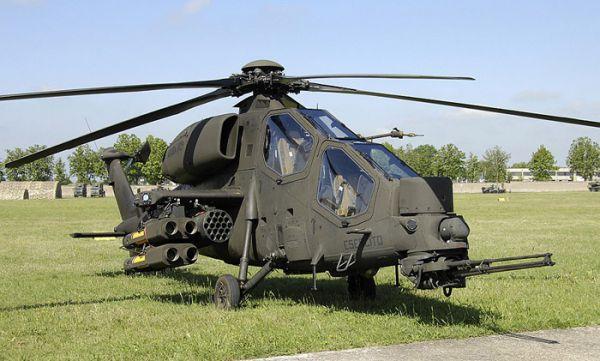ударные вертолеты T129