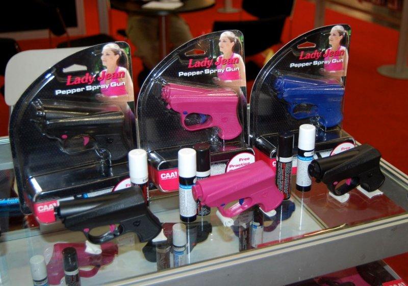 Средство самообороны для женщин – «Lady Jean»