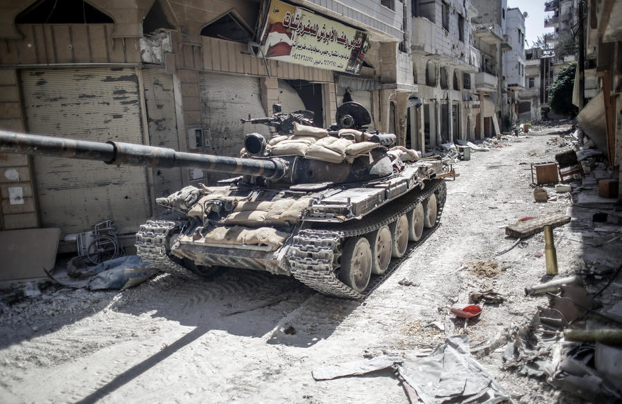 сирийское вооружение