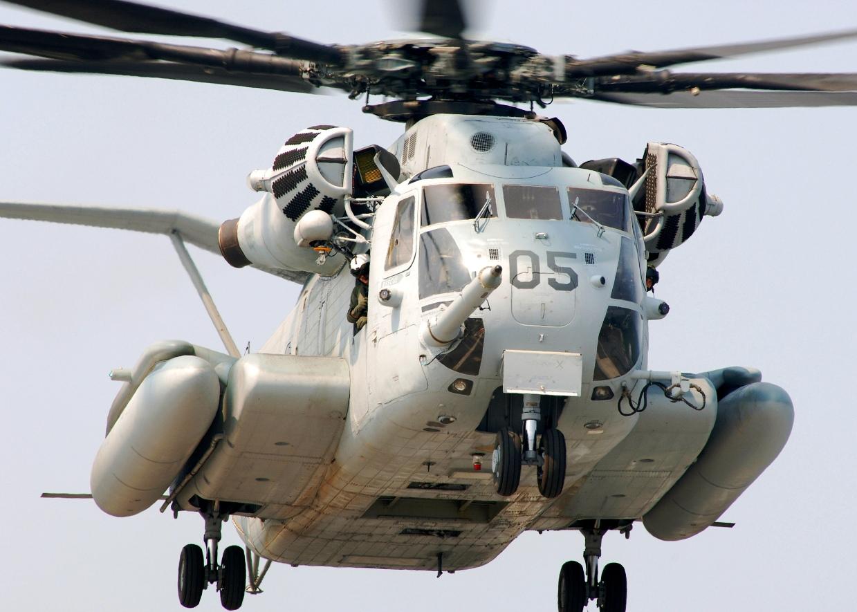 Вертолет Super Stallion