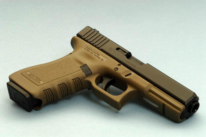 пистолет Glock 37-1