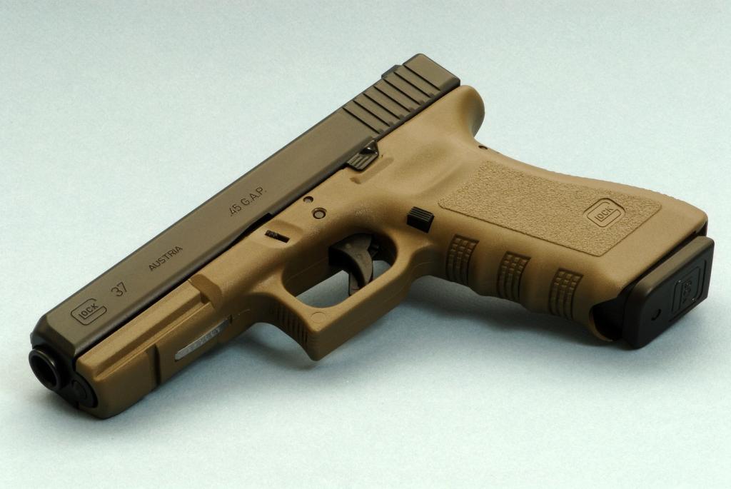пистолет Glock 37-2