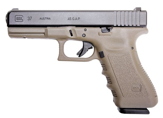 пистолет Glock 37.а