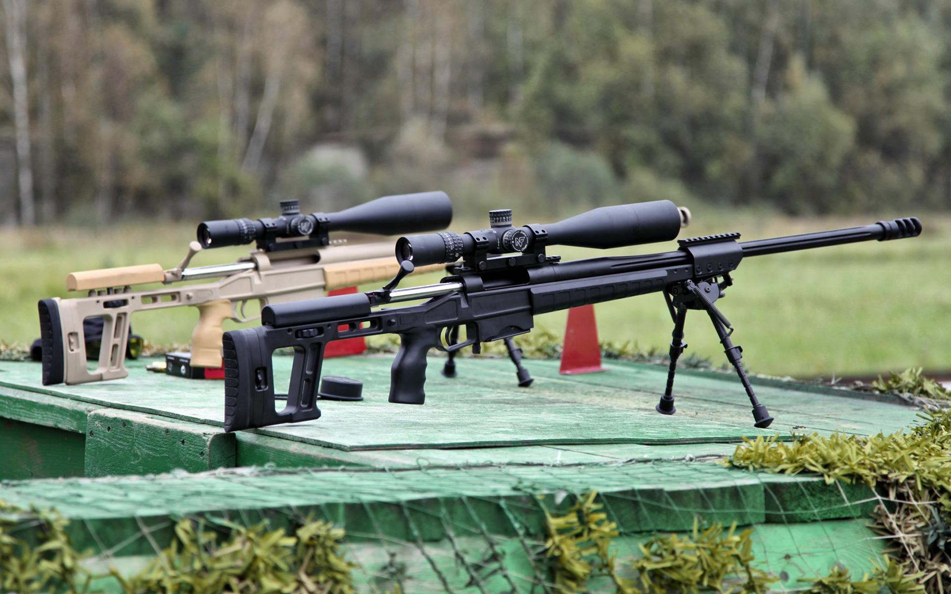 Cнайперская винтовка ORSIS T-5000