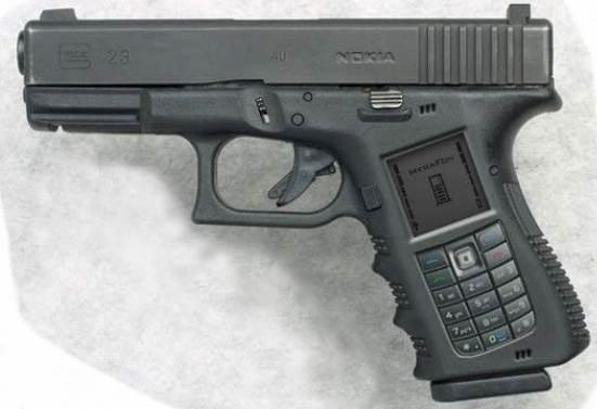 Glock 28 nokia