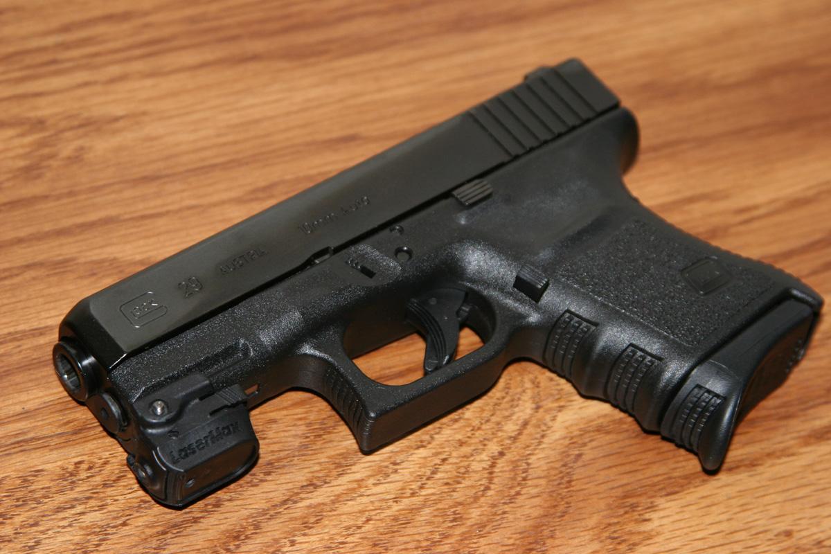 Пистолет glock_29