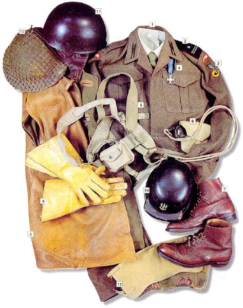 Майор бронетанковой дивизии Германии
