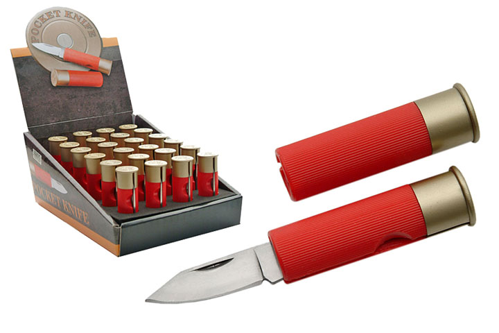Необычные ножи под патрон Bullet Knife Охотничий патрон