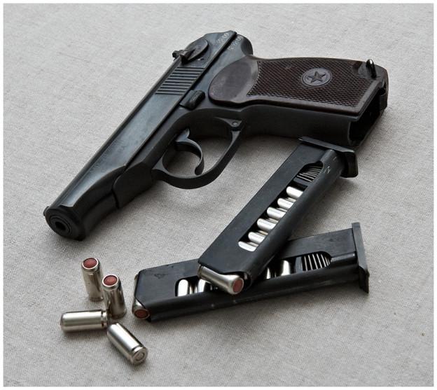Пистолет ИЖ-79-9Т «Макарыч»