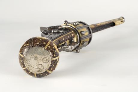 Старейший револьвер Ганса Стоплера - 1957