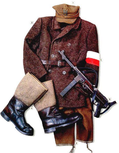 Партизан Крестьянского батальона