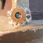 Кольцо из патрона