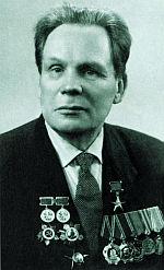 Сергей Гаврилович Симонов