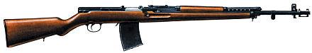 7,62-мм автоматическая винтовка Симонова обр. 1936 г.(АВС-36)
