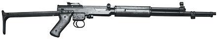 7,62-мм автоматический карабин Симонова АКС-91. Опытный образец