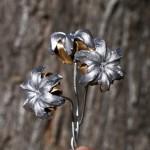 Цветок из пуль