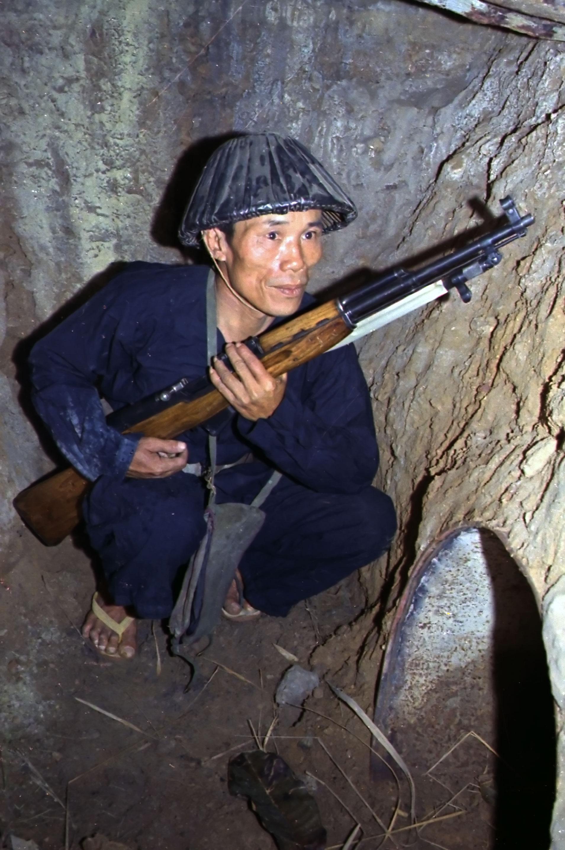 СКС во Вьетнаме