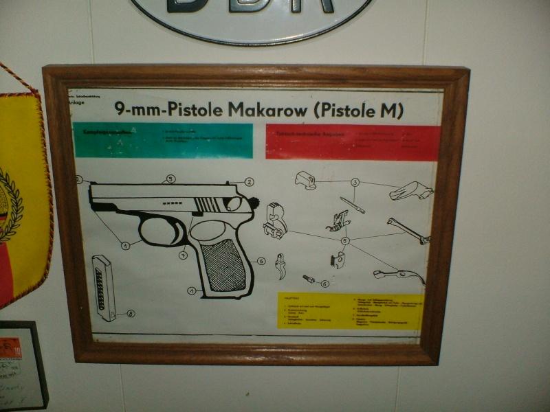 Плакат Pistole M