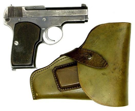 Korovin_.25_pistol