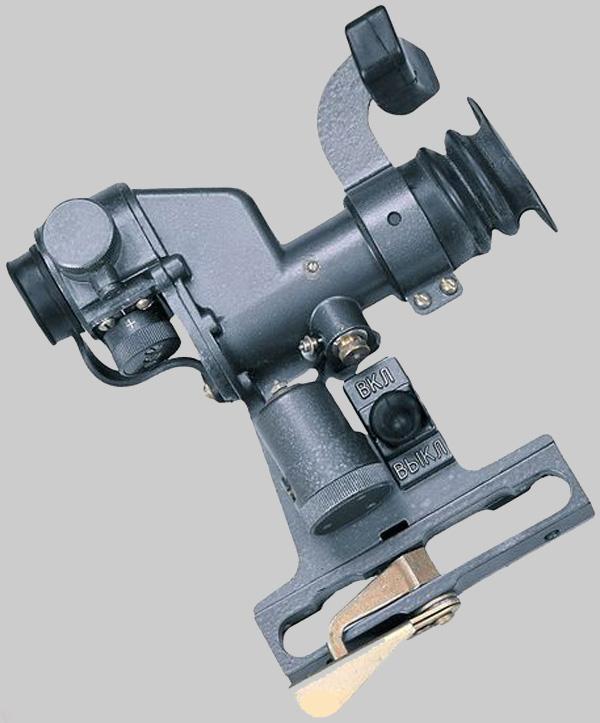 Прицел оптический ПГО-7В (фото)