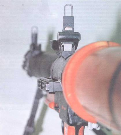 Механический прицел ПГО-7