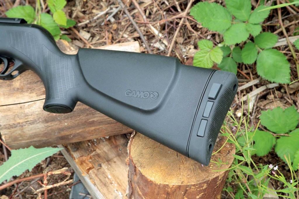 Пневматическая винтовка GAMO CF-X - фото ложе