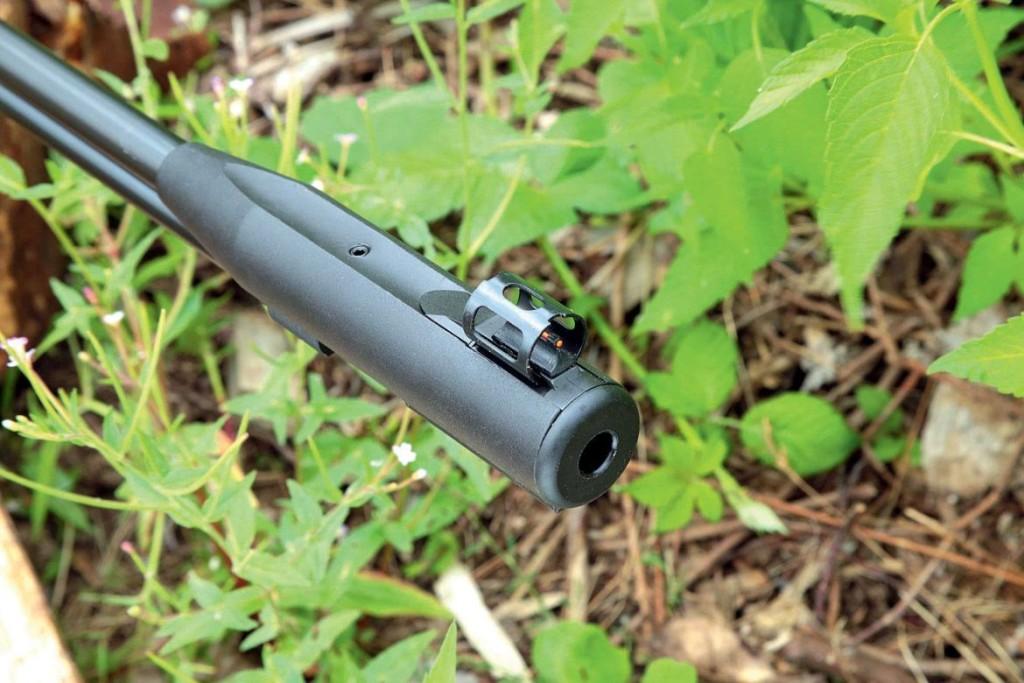Пневматическая винтовка GAMO CF-X - фото прицельного приспособления