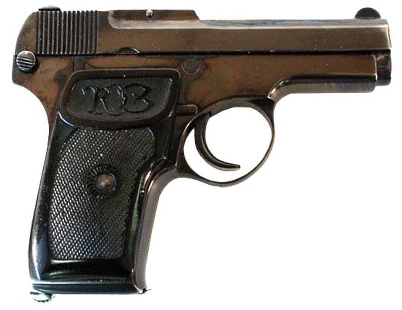 Пистолет Тульский Коровина - фото