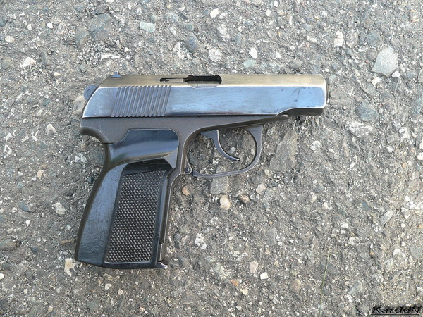 i-Пистолет ПММ фото