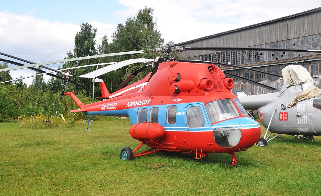 Ми-2СХ