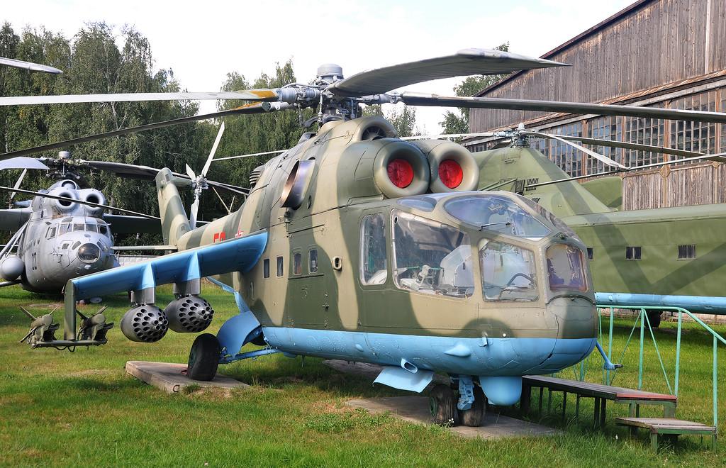 Ми-24В фото
